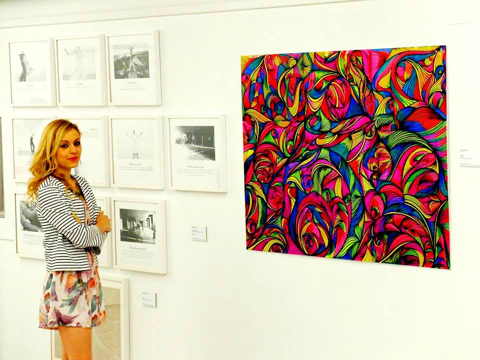 Puro SUR Exhibition. Infinitouno.com's Elena Grish Work.