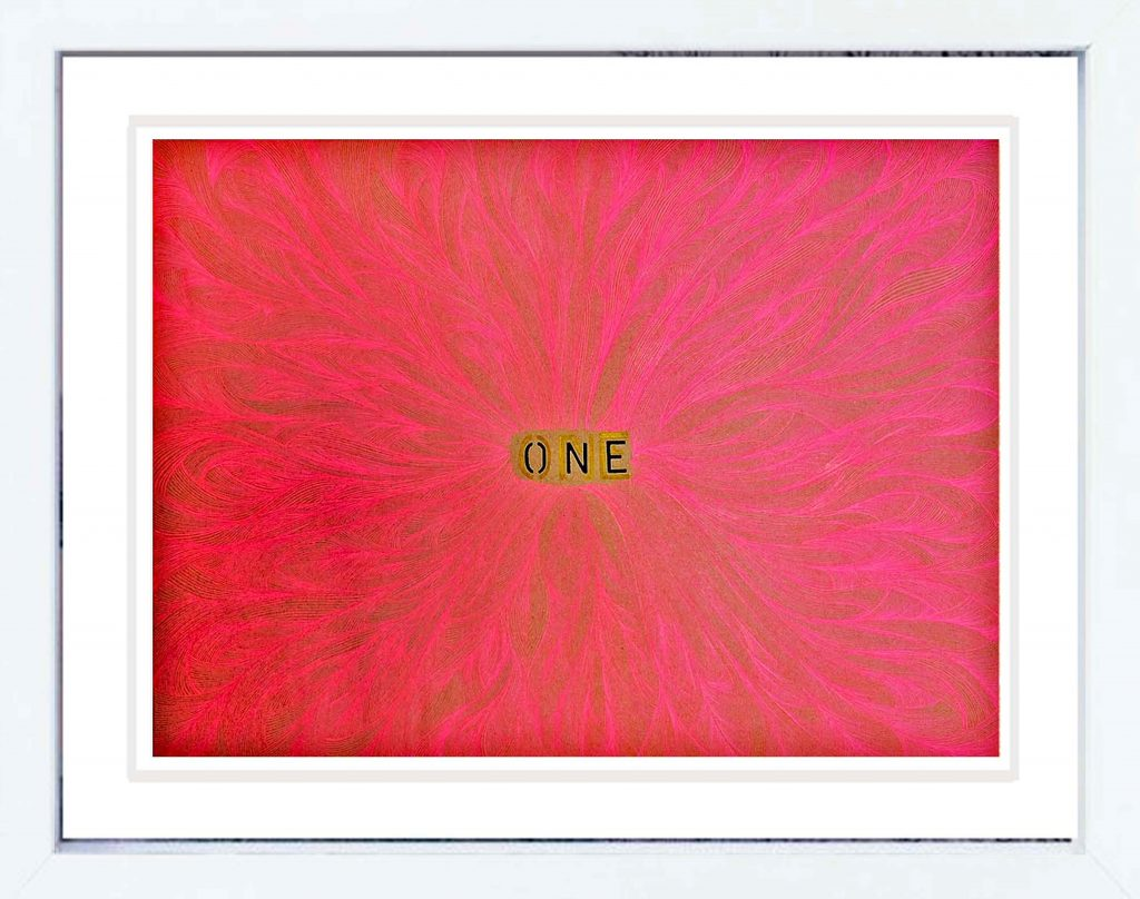 pink unity_elena grish art_ethereal art_abstract painting