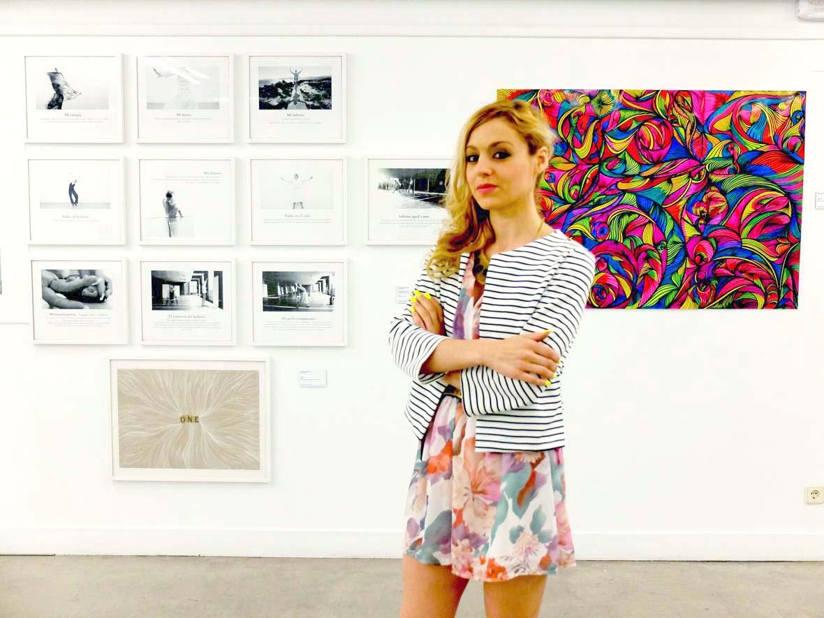1Elena-Grish_artista_bailarina_Escuela-SUR_círculo-bellas-artes-madrid_exposición-Puro-SUR