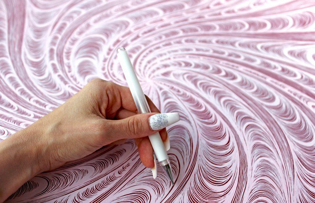 lines_elena grish art